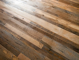 Facts About Reclaimed Wood