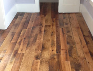 Popular Reclaimed Wood Flooring