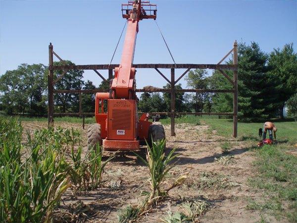 Dismantling Barns