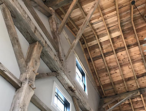 Reclaimed Barn Beams Barnstormerswood